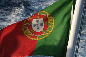 Portugal Flag by Websi